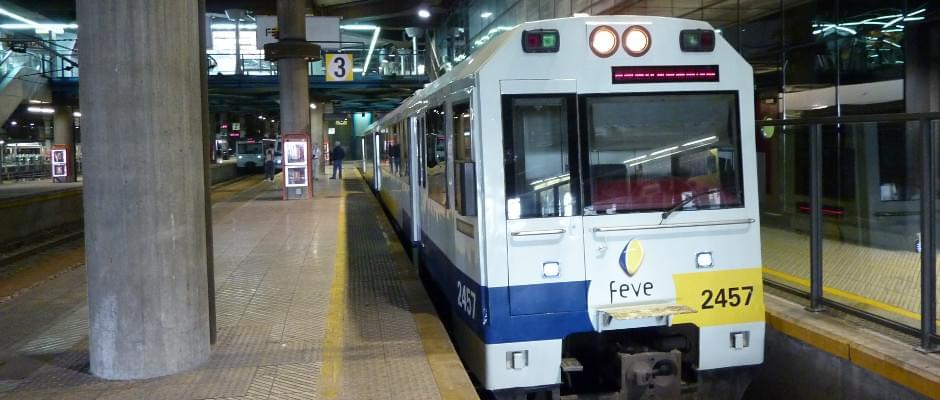 Grama personnaliser les cartes de transport des Asturies en Espagne