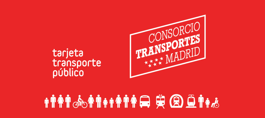 Regional Transport Consortium of Madrid awarded Public Transport Card to Grama