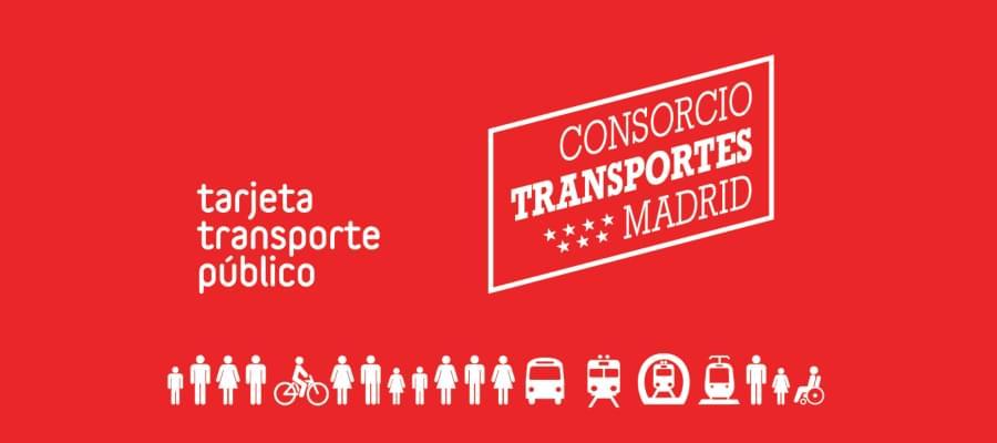 Le Consortium Régional des Transports de Madrid attribuer la Carte de Transport Public à Grama.